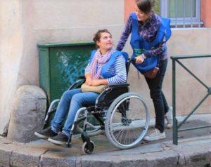 Informations concernant les mesures de mise en accessibilité des ERP pour les personnes handicapées