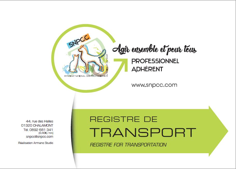 Registre de transport