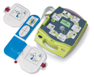 L'installation d'un défibrillateur automatisé pour les ERP