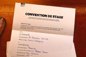Campagne : Les Stagiaires U2P – #StagiairesU2P