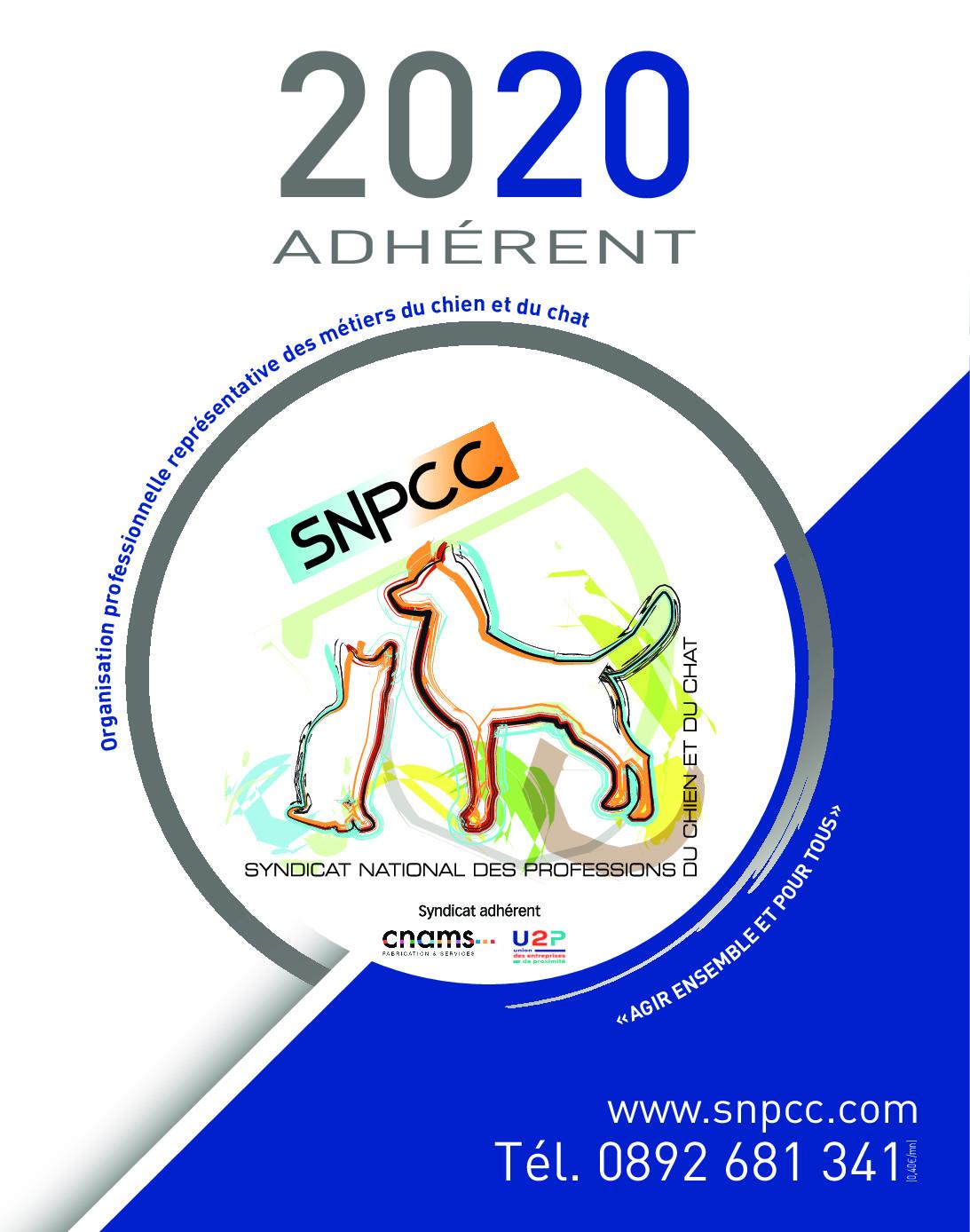 PLAQUE SNPCC 2020