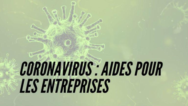 aide coronavirus
