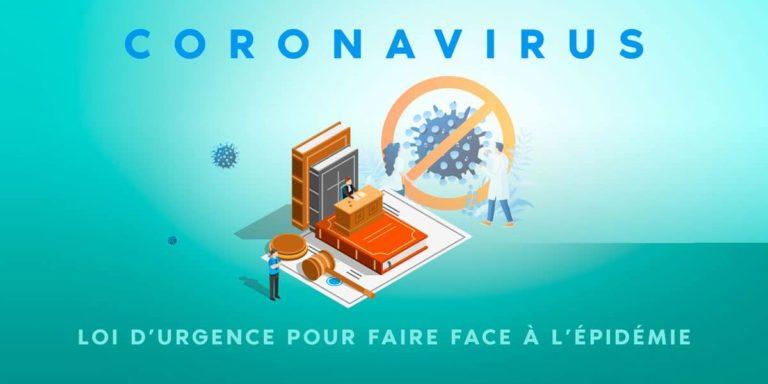 loi d'urgence coronavirus