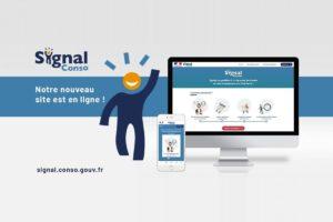 Lancement de la plateforme DGCCRF « SignalConso »