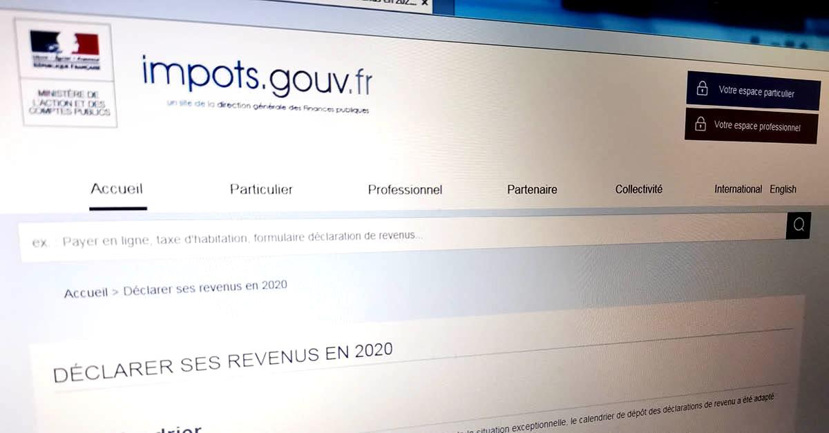 INFORMATIONS DGFIP : Report de la déclaration de résultat et déclaration de TVA