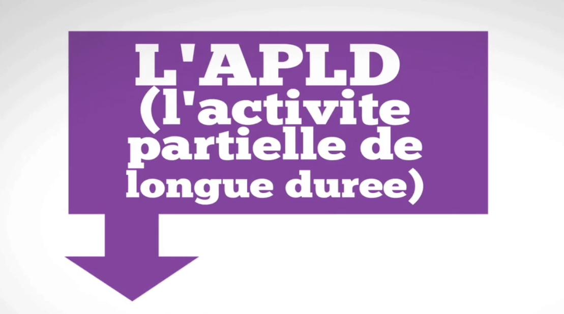 activité partielle et APLD